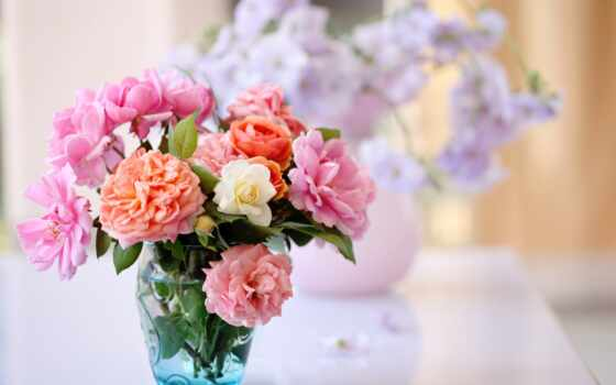букет, ваза, коллекция, cvety, small, incredible, красивый, color