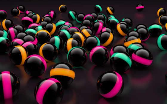 spheres, random