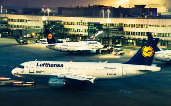 airport, самолёт