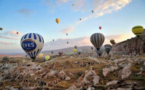 cappadocia, turkey, smartphone