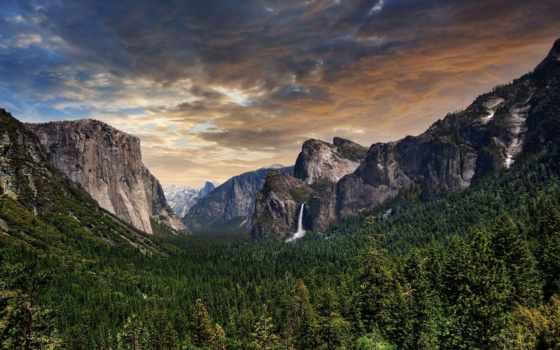 yosemite, national, park, usa, resolution, desktop, gdefon, fondos,