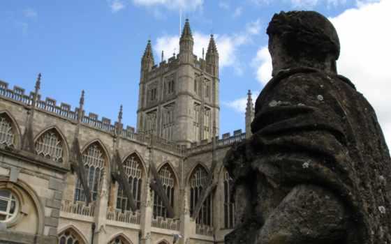 ванна, abbey, roman, great, baths, stock, изображение, фото,