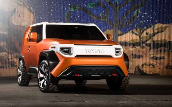 toyota, ft, hr, renault, cruiser, новости, captur, нью, показала,