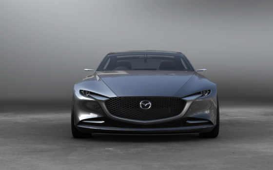mazda, vision, coupe, tokio, concept, представила, кар, новая,