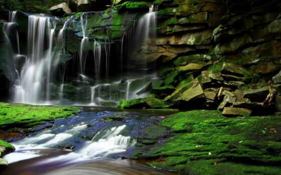 водопад, природа, цитата, сообщение, прочитать, blogopic, цитатник, community