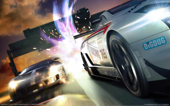 game, cars, latest, ridge, racer, àãæ,