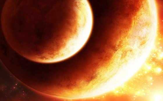 космос, планеты Фон № 24590 разрешение 1920x1200