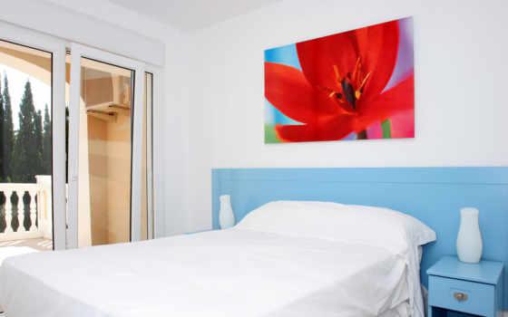 спальня, design, интерьер