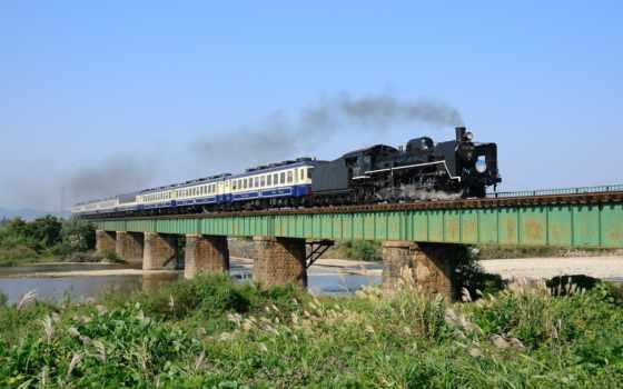 trains, desktop, локомотив, widescreen, качество, top, best,