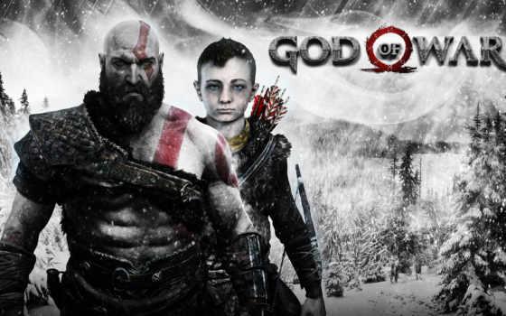 god, war, игры