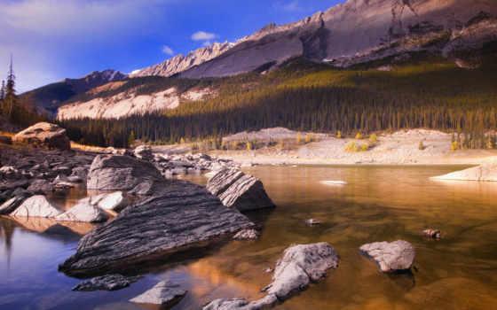 горы, landscapes, full