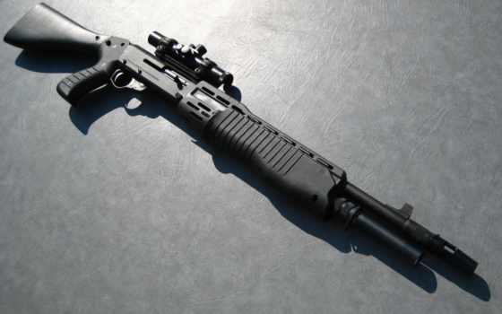 оружие, огнестрельное, дробовик, shotgun,