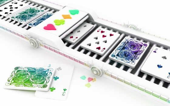 карты, игральные