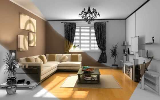 intérieur, decoration, maison