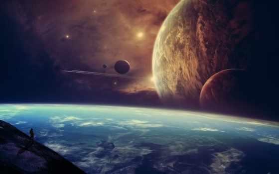 космос, cosmos, galaxy, samsung, рисунок, earth, звезды, edge,