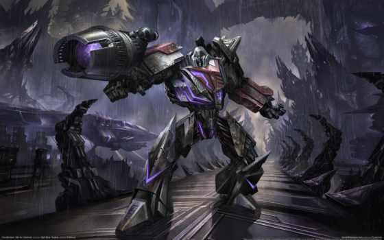 transformers, cybertron, game, war, megatron, фотографии, desktop, games, игры, рисунки, популярные, from, click,