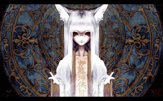 anime, hair Фон № 30897 разрешение 1920x1200