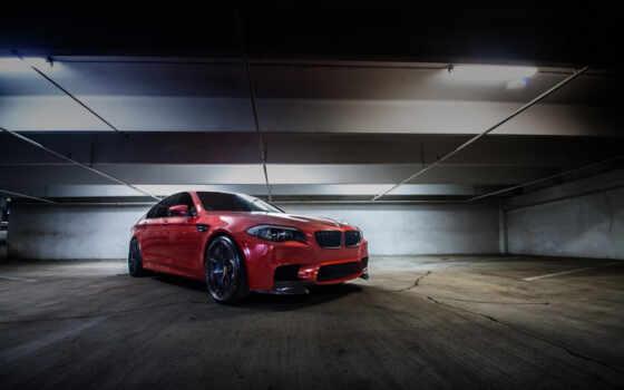 car, bmw, оранжевый