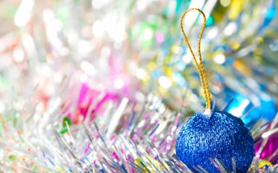 мишура, christmas, праздник