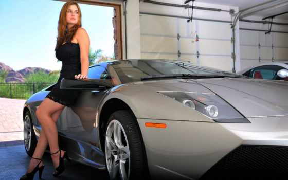 авто, девушка, ламборджини, lamborghini, gallardo, машины, devushki, объявления, объекты,