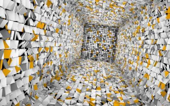 rendering, barin, подвал, картинка, стена