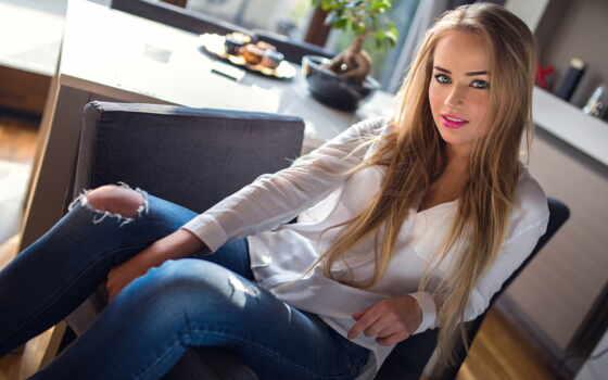 мария, пучнина, женщина, модель, blonde, волосы, facebook, long, смотреть, лицо, иван
