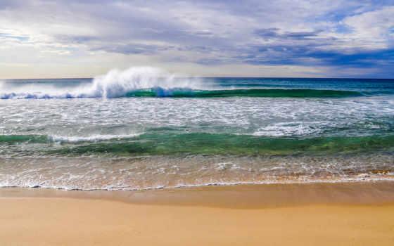 пляж, море, природа Фон № 56919 разрешение 1920x1080
