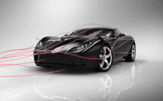 красивые, самые, машины