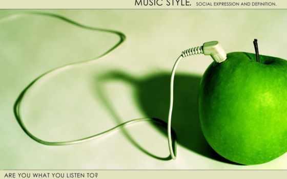 музыка, наушники