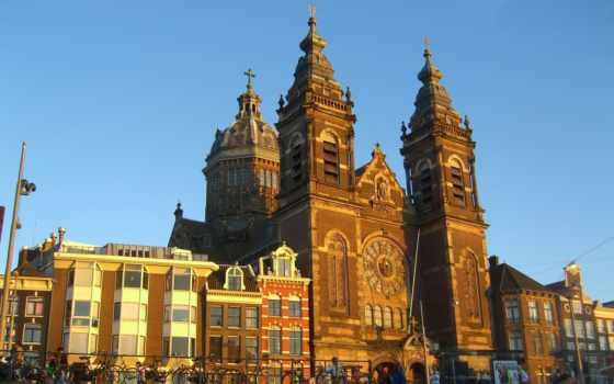 февр, город, amsterdam