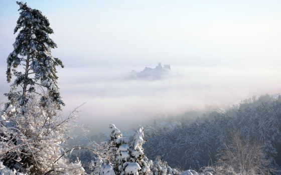 bopfingen, баден, württemberg, egerursprung, winter, туман, германия, mapcarta,