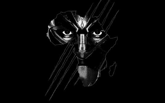 black, panther, marvel, фон, images,