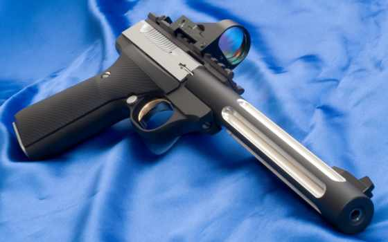 пистолет браунинг