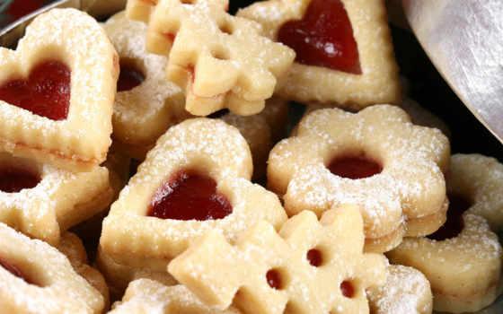 cookies, сладкое, десерт