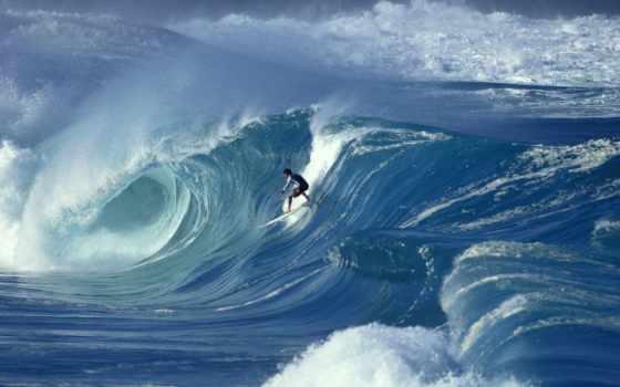 спорт, волна, сёрфинг, ocean,
