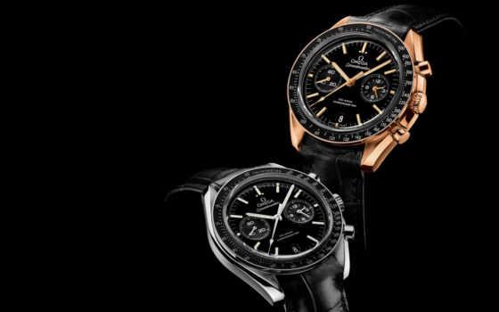 часы, omega, chronograph