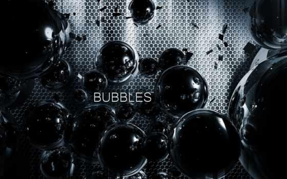 file, размеры, оригинал, металл, сетка, bubbles, abstract, dark, black
