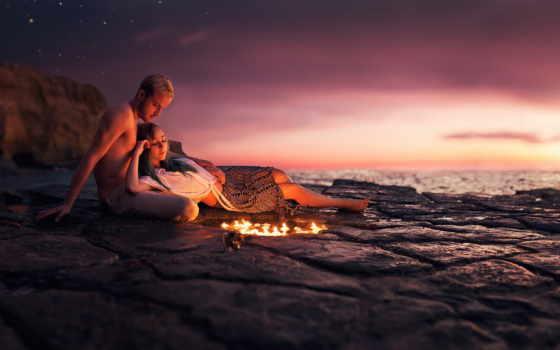 моря, romantic, банка