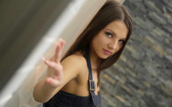 foxy, ди, nensi, модель, изображение, cute, девушка, brunette, gallery, фото,