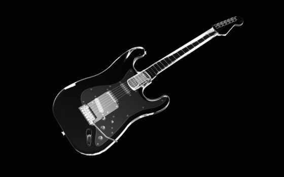 neon, guitar