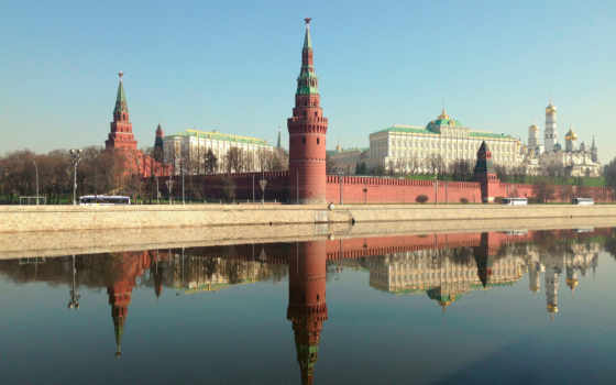 кремль, столица, россия