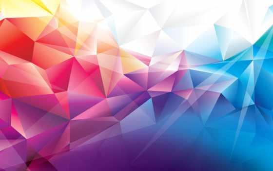 abstract, click, one, desktop, радуга, абстракция,
