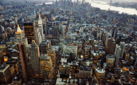 new, york, город, нью, manhattan, сша,