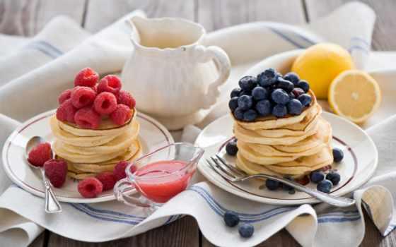 coffee, блинчики, завтрак