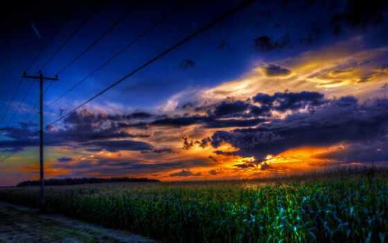 закат, природа, adsbygoogle, adsense, небо