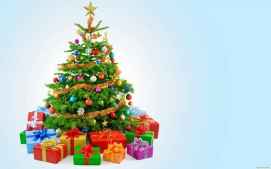 руб, новогоднюю, елку