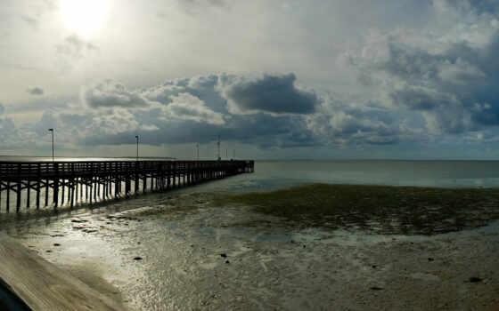 широкоформатные, море, пейзажи -