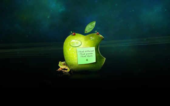 apple, ecran, fonds Фон № 115286 разрешение 1920x1200