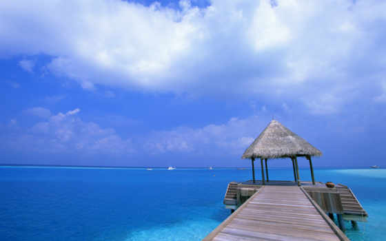 cancun, пляж, mexico, desktop,
