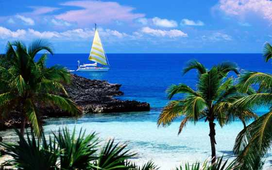 море, ocean, природа